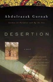Desertion /Abdulrazak Gurnah Anchor