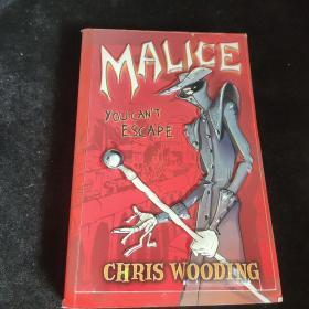 MALICE  CHRIS WOODING