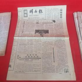 湖南妇女报 四版第278期1988.7.7