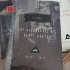 索尔·贝娄小说 The Adventures Of Augie March