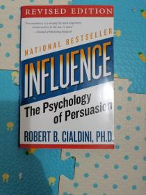 Influence:The Psychology of Persuasion