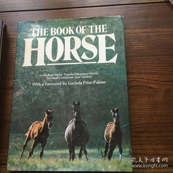 The book of the horse 马之书