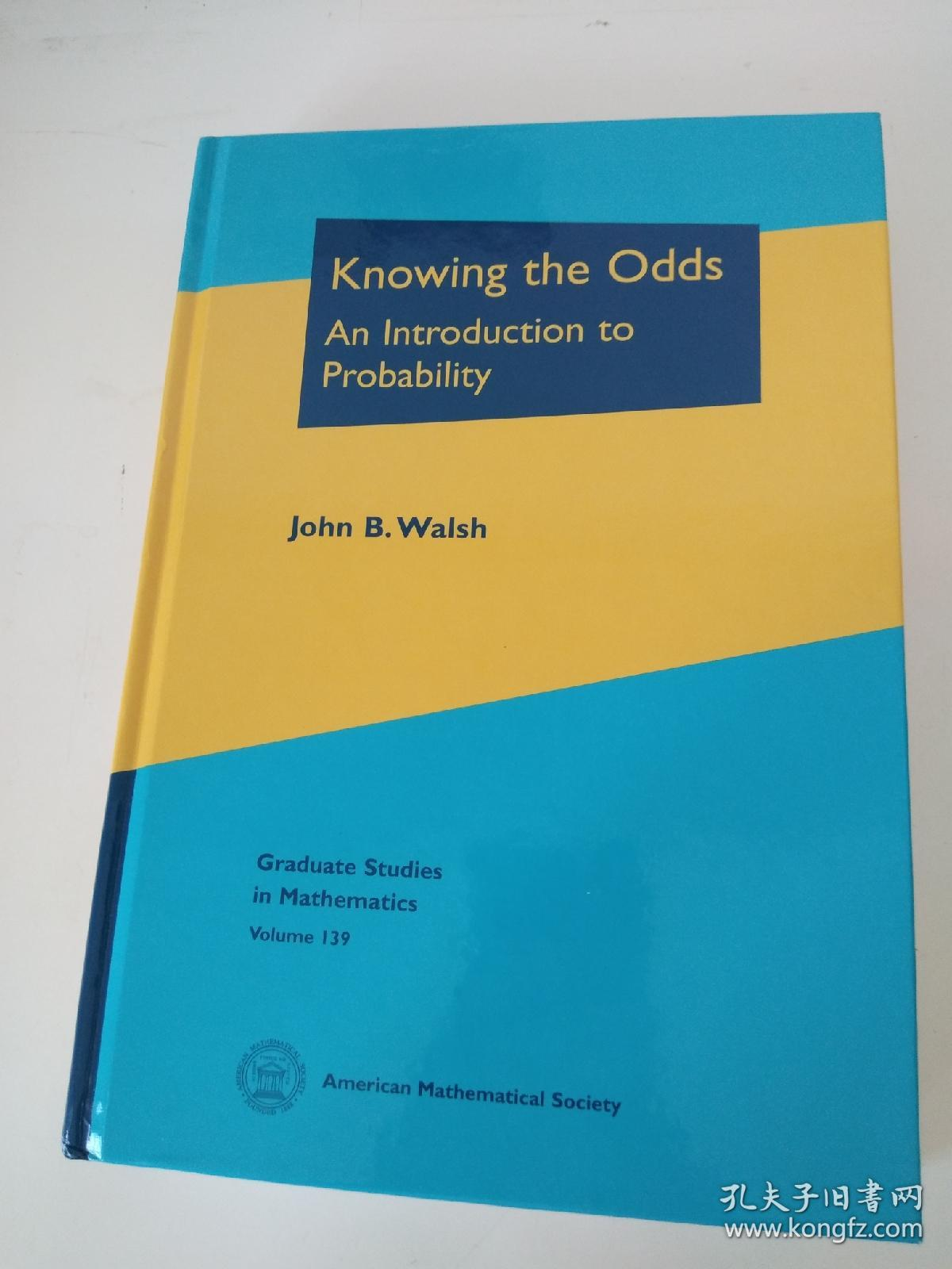 Knowing the Odds: An Introduction to Probability