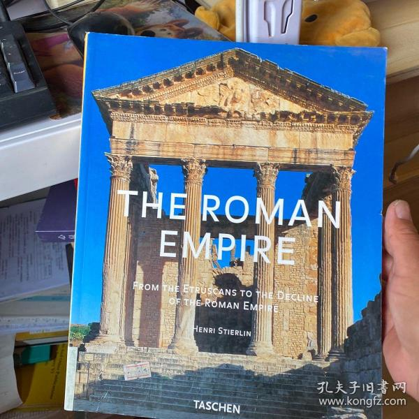 THEROMANEMPIPREFROMTHEETRUSCANSTOTHEDECLINEOFTHEROMANEMPIRE