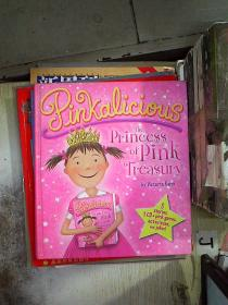 Pinkalicious: The Princess of Pink Treasury 粉红情缘:粉红公主合集 英文原版