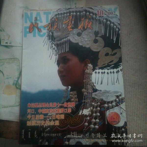 民族画报——2002年第十期