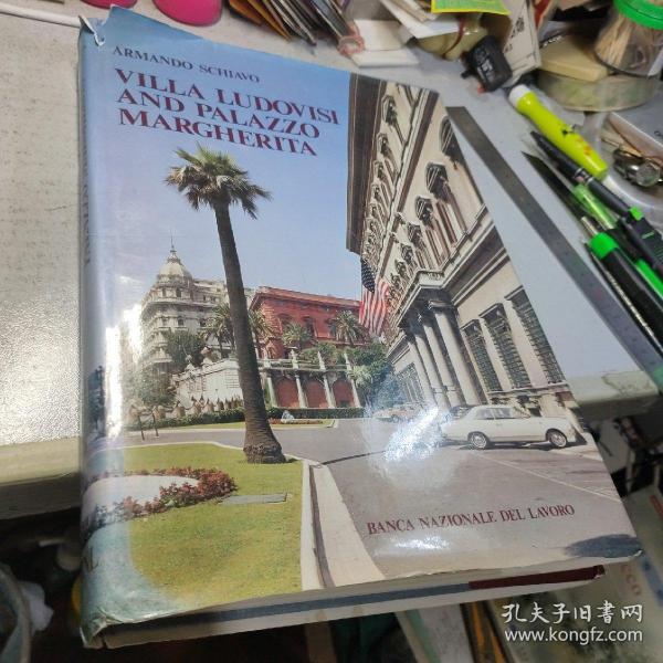VILLA LUDOVISI AND PALAZZO MARGHERITA