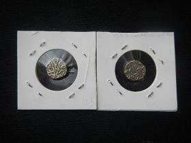 丝路-突厥.沙希王朝银币