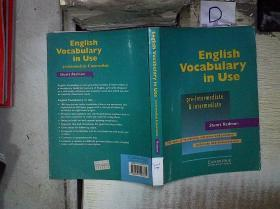 ENGLISH  VOCABULARY  IN  USE 英语词汇使用