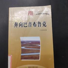新疆地理旅游文化丛书    奔向巴音布鲁克