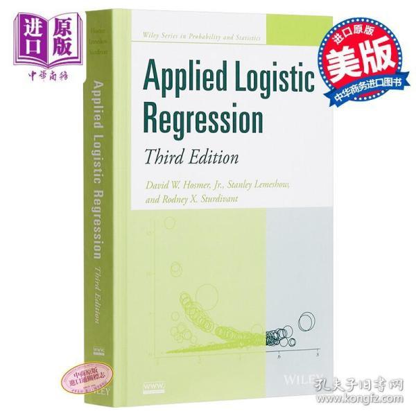 Applied Logistic Regression 3e