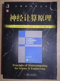 《神经计算原理》【中文版】(16开平装)九品