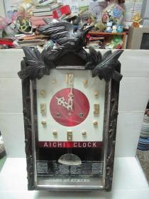 早期日本机械古时钟