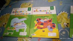 瑞思小学课程S3阶段 第二学期家庭阅读用书 Home Reading Book semester 2 第二学期 欢乐家庭用书 Classroom Companion Book 二册