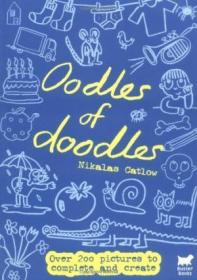 Oodles Of Doodles /Nikalas Catlow Buster Books