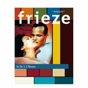 订阅 Frieze 艺术文化杂志 英国英文原版 年订8期