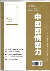 《中国国情国力》2021年第4期(总第339期)