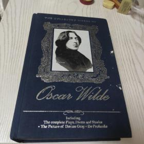 The Collected Works of Oscar Wilde  王尔德作品集  精装英文版