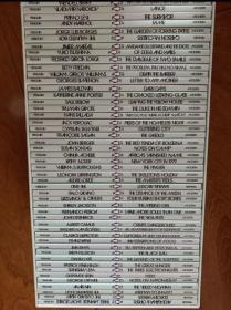特价|企鹅现代经典小绿书 49册套装 英文原版 Penguin Modern Boxset 短篇小说 二十世纪先锋之声 读物