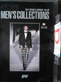 gap MENS COLLECTIONS 2012 SPRING&SUMMER VOL.90 MILAN 米兰国际时装周