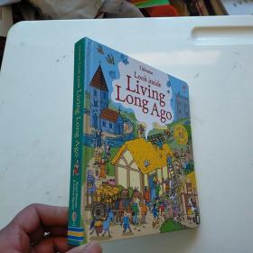 Look inside Living Long Ago  请看图