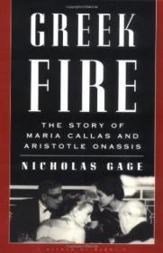 Greek Fire /Nicholas Gage Knopf
