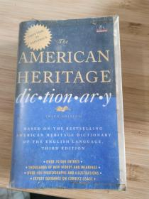 AMERICAN HERITAGE dic tion ar y(英文)