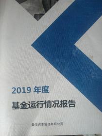 2019年度基金运行情况报告