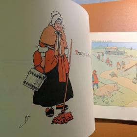 日本世界之绘本馆 牛津大学图书馆藏套系大绘本 收藏系列4