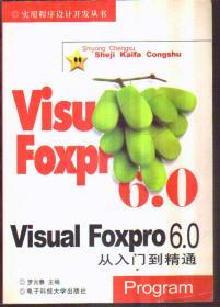 Visual Foxpro 6.0 从入门到精通
