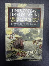 【包邮】Times Of Feast, Times Of Famine(馆藏)