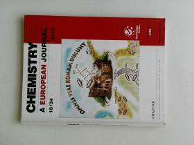 Chemistry: A European Journal no.18 2012 欧洲化学学术期刊杂志