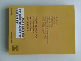 Applied Mathematical Modelling 01/2017  应用数学建模学术论文期刊杂志