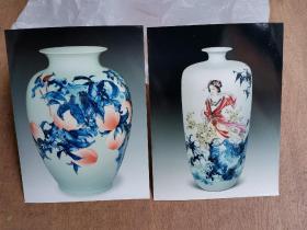 陆岩陶瓷作品照片6张