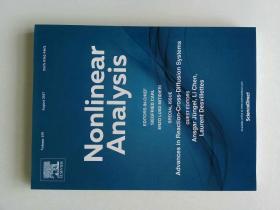 Nonlinear Analysis (Journal) VOL.159  08/2017非线性分析多学科学术期刊