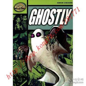 【进口原版】Rapid Stage 6 Set A: Ghostly (Series 1)