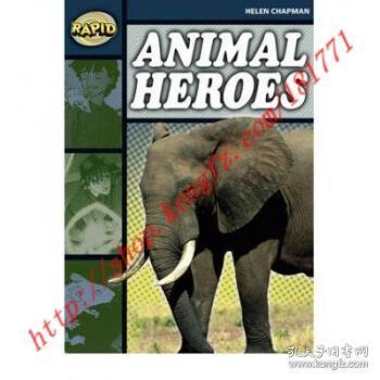 【进口原版】Rapid Stage 6 Set B: Animal Heroes (Series 1)