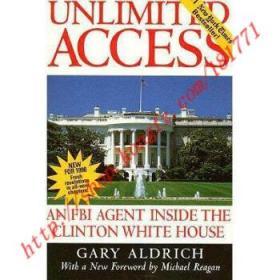 【进口原版】Unlimited Access: An FBI Agent Inside the Cl...