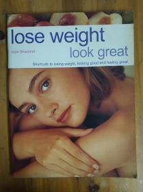 减肥,看起来很棒(英文)