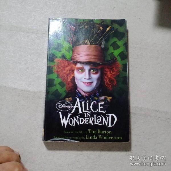 Alice In Wonderland (Book Of The Film)