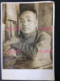 老照片 6张民国照片 合售 美女 男子 有的强烈泛银 有的尺寸大