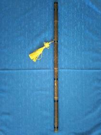 传统民族乐器紫竹洞箫【相传上古黄帝八世孙舜造】