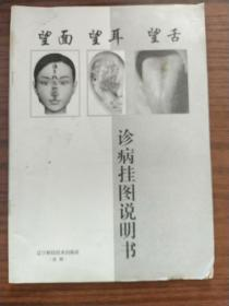 诊病挂图说明书(望面,望耳,望舌)1-2