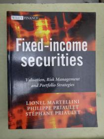 Fixed-Income Securities:Valuation, Risk Management and Portfolio Strategies (The Wiley Finance Series)