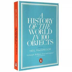 大英博物馆世界简史 A History of the World in 100 Objects 进口原版