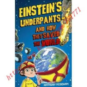 Einstein'sUnderpants-AndHowTheySavedtheWorld