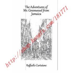 【进口原版】The Adventures of Mr. Greenwood from Jamaica