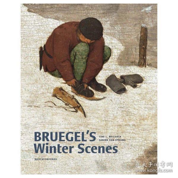 Bruegel's Winter Scenes 鲁盖尔的冬季场景:对话中的历史学家和艺术史学家