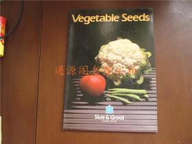 英文原版:Vegetable Seeds(16开,无印章字迹勾划品佳)