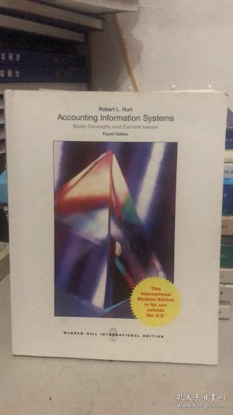 Robert l.Hurt  Accounting Information Systems Basic Concepts Current Issues  Fourth Edition